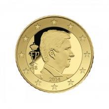 Koning Filip, 50 eurocent