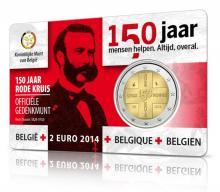 Rode kruis 150 jaar België